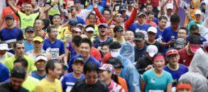 I furbetti della maratona cinese inchiodati dai video