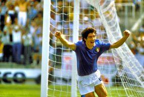 21 dicembre 1977, debutto in azzurro per Paolo Rossi
