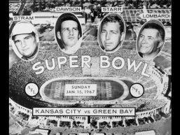 15 gennaio 1967 – Primo Super Bowl nella storia dell'Nfl