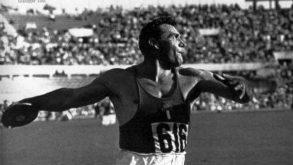 5 gennaio 1917 – Nasce Adolfo Consolini, il gigante buono