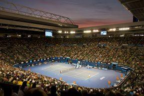 19 gennaio 2008 – A Melbourne, tennis fino all'alba