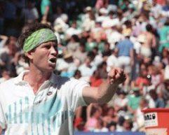 21 gennaio 1990 – John McEnroe espluso dall'Open d'Australia