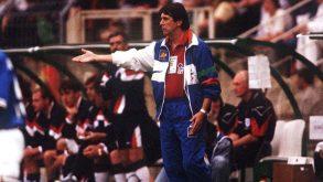 22 gennaio 1997 – Cesare Maldini debutta sulla panchina della Nazionale