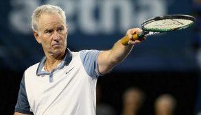 John McEnroe compie 60 anni e si trasforma in buono