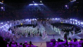 10 febbraio 2006,  Torino ospita i Giochi della XX Olimpiade invernale