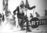 19 febbraio 1989,  l'ultima vittoria del grande Ingemar Stenmark