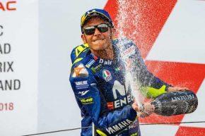 Difficile da credere, ma Valentino Rossi compie 40 anni