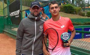 """Flavio Cobolli conquista il primo titolo under 18 """"Ho promesso a mio padre che avrei vinto"""" bene anche Matteo gigante in Egitto"""