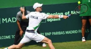 Coppa Davis, Seppi porta l'Italia alla fase finale