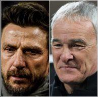 Di Francesco esonerato, tutto pronto per il Ranieri-bis
