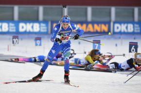 Biathlon, finali Coppa del Mondo: Wierer a un passo dalla vittoria