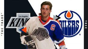23 marzo 1994, Wayne Gretsky entra nella leggenda dello sport