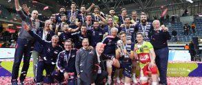 Volley, Trento trionfa in Coppa Cev: battuto il Galatasaray