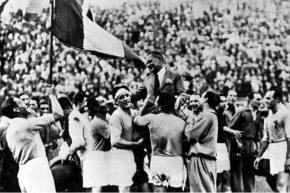 25 marzo 1934, la Nazionale approda ai Mondiali di calcio