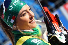 Biathlon, Wierer scrive la storia