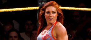 Becky la rossa, la wrestler donna che fa impazzire gli uomini