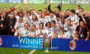 La vendetta del Milan consumata a sangue freddo, era il 23 maggio 2007