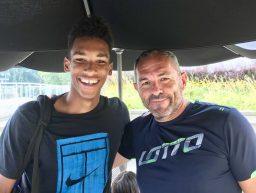 Un altro emigrato italiano fa fortuna all'estero… nel tennis di Shapovalov ed Aliassime!