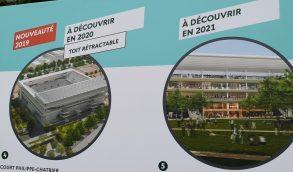 Al Roland Garros non si arresta la corsa alla modernizzazione. Nuovo stadio, nuovi spazi e copertura del centrale