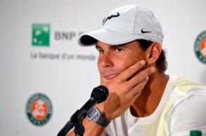 """RG19, Nadal: """"Scendere in campo con l'obiettivo di migliorare qualcosa è ciò che mi fa sentire vivo"""""""