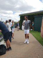 Tennis, Wimbledon day 1. Sei gli italiani in campo: le prime parole di Sonego e Lorenzi (foto)