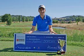 Golf, Scalise si arrende allo spareggio. All'Italian Challenge Open Eneos Motor Oil vince Jordan