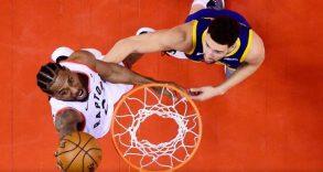 I Toronto Raptors sono campioni NBA per la prima volta nella loro storia