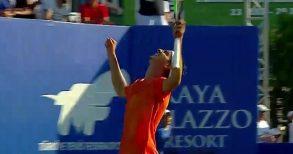 Sonego che rimonta, ad Antalya il suo primo titolo Atp 250