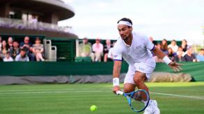 Wimbledon, Sandgren ferma Fognini al terzo turno