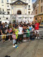 Il tennis abbraccia i giovanissimi di Napoli