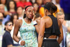 Le lacrime di Coco dopo la lezione di Naomi