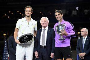 Medvedev Vs Nadal. Le immagini della finale degli Us Open 2019 by Luigi Serra