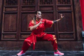 Aryna e la Cina, questione di feeling