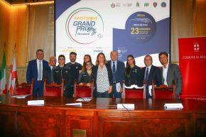 """Al via il """"Fastweb Grand Prix di ginnastica  – Trofeo 150 anni"""""""