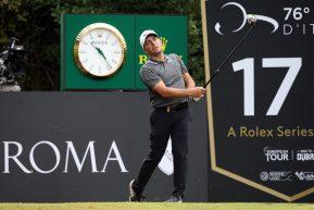 Golf, dopo sette mesi Francesco Molinari torna in campo in Nevada