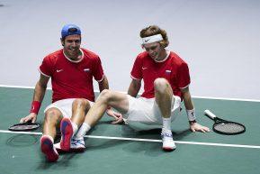 """Khachanov e Rublev sono cresciuti… e sognano da grandi: """"possiamo vincere la Davis"""""""