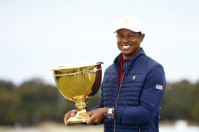 L'America è (ancora una volta) ai piedi di Tiger Woods