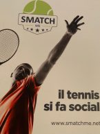 SmatchMe: il tennis giocato entra tutto in una APP del telefonino!