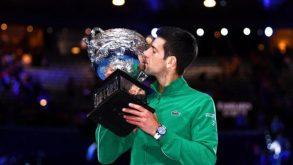 Ottava sinfonia in Australia per Djokovic
