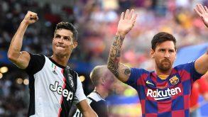 Peccato, CR7: era una fake news, il n. 1 resta Messi!