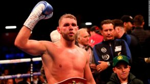 Billy Joe Saunders, i cattivi consigli lo portano in galera!