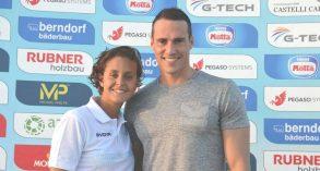 Carraro-Scozzoli, l'estroversa e il timido, un amore… olimpico!
