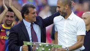 Joan Laporta: il ritorno al Barcellona nel nome di  … Guardiola e Xavi!