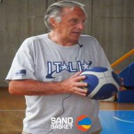 Sand basket, viva il gioco dell'estate