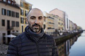 """Dal nuoto alla scrittura: esce """"Effetto domino"""", il primo romanzo di Luca Borreca"""