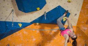 """""""Luce"""" per sempre nell'arrampicata sportiva"""