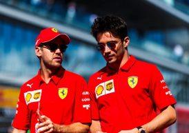Leclerc-Vettel come Prost-Mansell: pronti, partenza… follia!