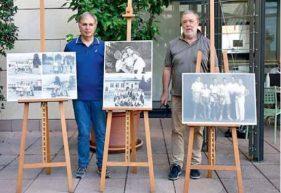 Tennis, a Rovereto una mostra per omaggiare il campione Mario Comperini