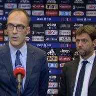 """Calcio, le parole del presidente Agnelli: """"Se non ci atteniamo ai regolamenti, il primo errore che commettiamo non da sportivi ma da cittadini"""""""