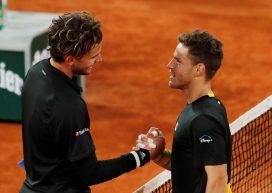 Roland Garros, day 10: Eroi della racchetta, il match infinito di Diego e Dominic